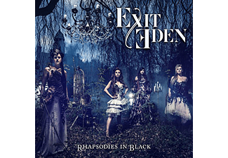 Exit Eden - Rhapsodies In Black (CD)