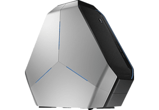 DELL ALIENWARE AREA 51 R2, Gaming PC mit Core™ i7 Prozessor, 16 GB RAM, 256 GB SSD, 4 TB HDD, NVIDIA GeForce GTX1070 8GB