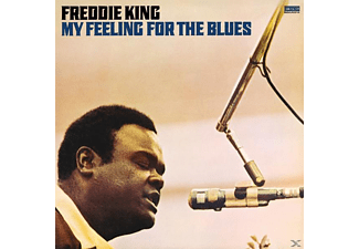 Freddie King - My Feeling For The Blues - (Vinyl)