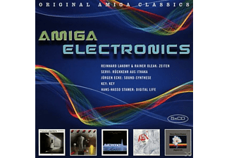 VARIOUS - AMIGA Electronics - (CD)