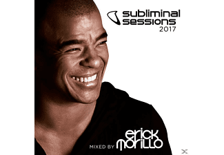 VARIOUS - Subliminal Sessions 2017-Mixed By Erick Morillo - (CD)