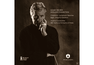 Andrew/BBC Nat.Orch.of Wales Constantine - The New England Connection - (CD)