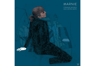 Marnie - Strange Worlds And Weird Wars (Ltd.Clear LP) - (Vinyl)