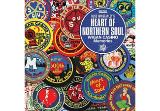 VARIOUS - Heart Of Northern Soul/Wigan Casino Memories - (Vinyl)