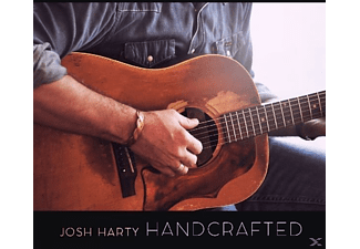 Josh Harty - Handcrafted - (CD)