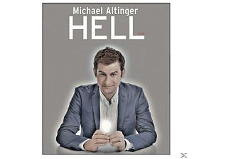 Michael Altinger - Hell - (CD)