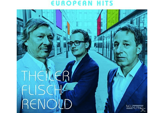 Theiler Flisch Renold - European Hits - (CD)