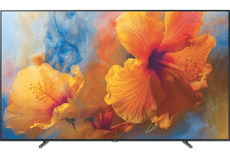 SAMSUNG QE88Q9FGMT QLED TV (Flat, 88 Zoll, UHD 4K, SMART TV)