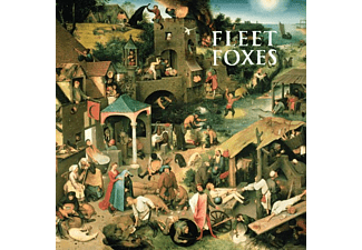Fleet Foxes - Fleet Foxes (CD)