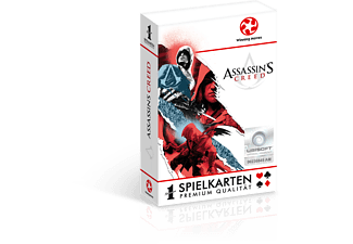Spielkarten Assassin's Creed