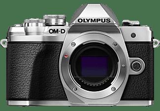 Olympus E-M10 Mark III systeemcamera Body Zilver