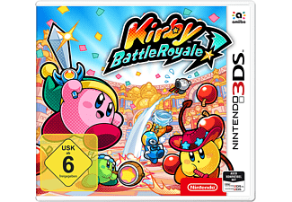 Kirby Battle Royale - Nintendo 3DS