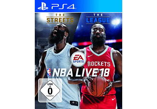 NBA Live 18 (The One Edition) - PlayStation 4