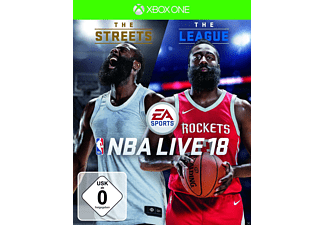 NBA Live 18 (The One Edition) - Xbox One