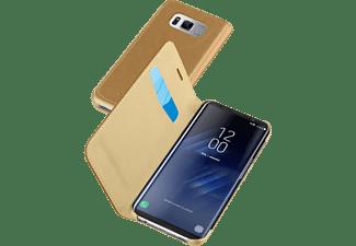 CELLULAR-LINE Galaxy S8 Plus Flipcover Bruin