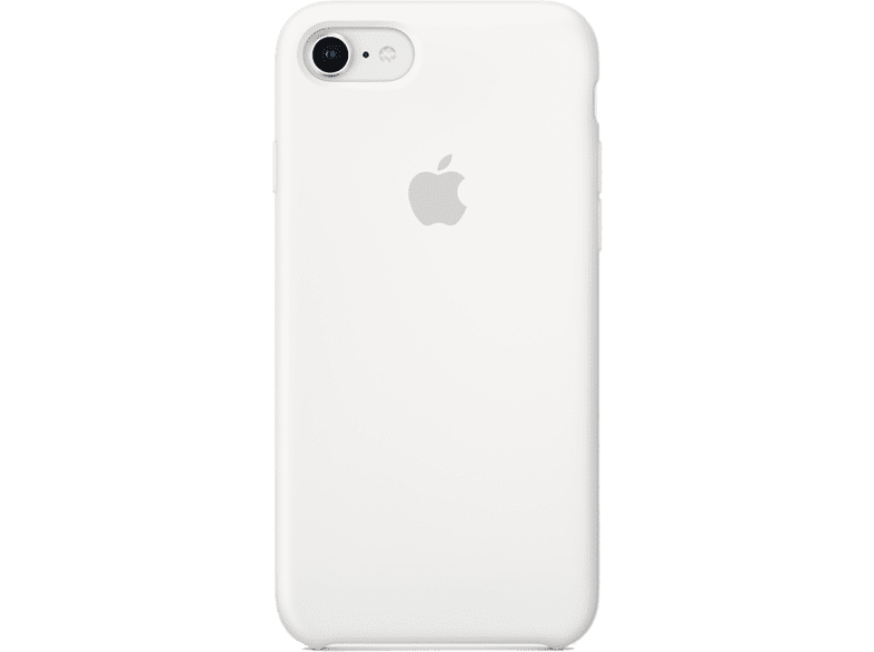APPLE Θήκη iPhone 8/7 Silicone White smartphones   smartliving iphone θήκες iphone smartphones   smartliving αξεσουάρ
