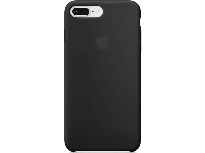 APPLE Θήκη iPhone 8 /7 Plus Silicone Black