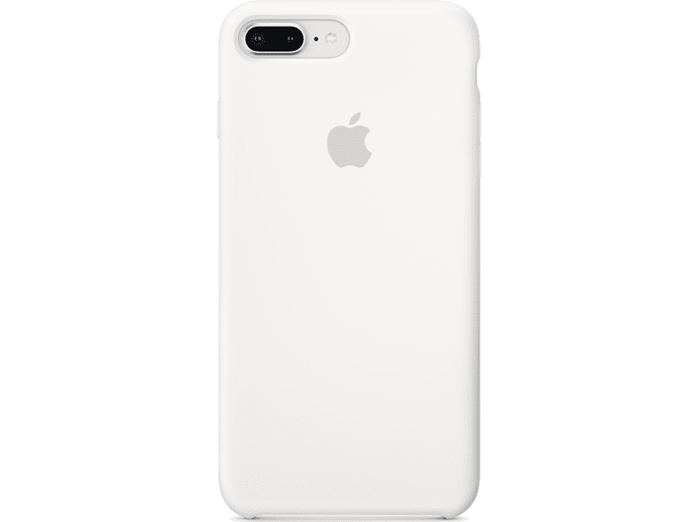 APPLE Θήκη iPhone 8 /7 Plus Silicone White smartphones   smartliving iphone θήκες iphone smartphones   smartliving αξεσουάρ