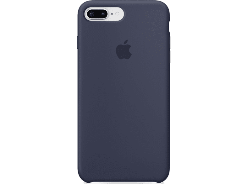 APPLE Θήκη iPhone 8 /7 Plus Silicone Midnight Blue smartphones   smartliving iphone θήκες iphone smartphones   smartliving αξεσουάρ