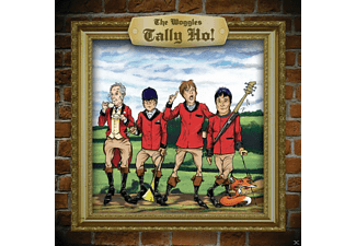 The Woggles - Tally Ho! - (CD)