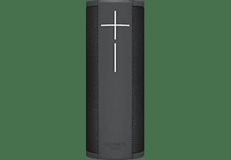 ULTIMATE EARS BLAST Smart Speaker mit Sprachsteuerung, Schwarz, Wasserfest