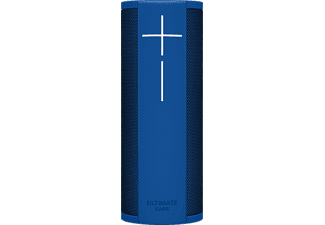 ULTIMATE EARS Megablast Smart Speaker mit Sprachsteuerung, Blau, Wasserfest