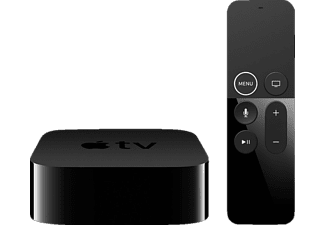 APPLE TV 4K MP7P2FD/A Multimediaplayer Schwarz