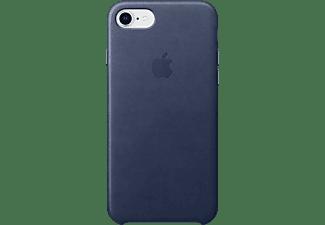 Apple Case voor iPhone 7 (8), Leder (donkerblauw)