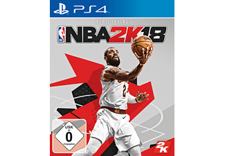 NBA 2K18 - Standard Edition [PlayStation 4]