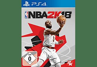 NBA 2K18 - Standard Edition - PlayStation 4