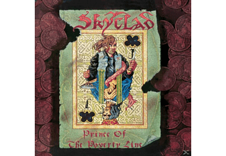 "Skyclad - Prince of the Poverty Line (2LP+10"") - (Vinyl)"