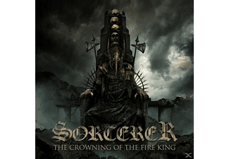 Sorcerer - The Crowning of the Fire King - (Vinyl)