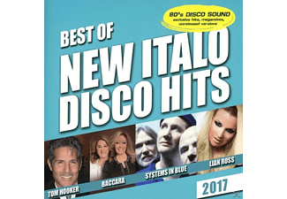 VARIOUS - Best of New Italo Disco-2017 - (CD)