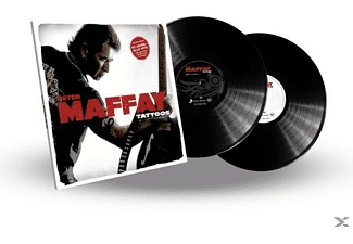 Peter Maffay - Tattoos (Vinyl Edition) - (Vinyl)