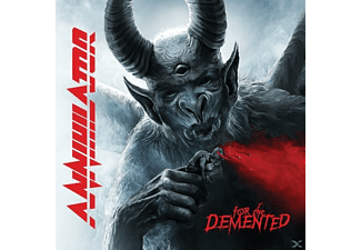 Annihilator - For The Demented - (CD)