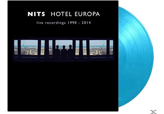 Nits - Hotel Europa (LTD Transparent Blue Vinyl) - (Vinyl)