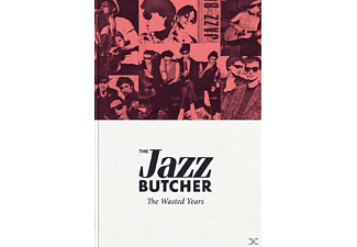 The Jazz Butcher - The Wasted Years - (CD)