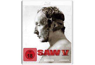 SAW V / White Edition - (Blu-ray)