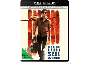 Barry Seal - Only in America - (4K Ultra HD Blu-ray + Blu-ray)