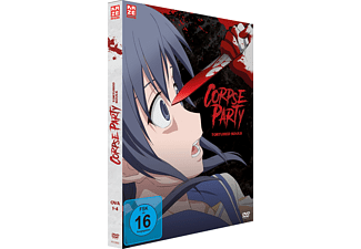 Corpse Party: Tortured Souls - komplette Serie (Episoden 1-4) - (DVD)