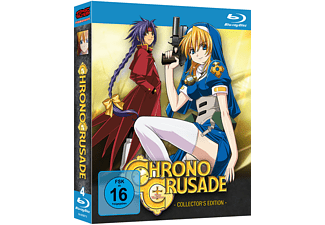 Chrono Crusade - DVD Box - (Blu-ray)