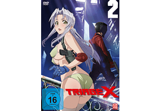 002 Triage X - (DVD)