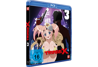 Triage X - Vol. 3 - (Blu-ray)