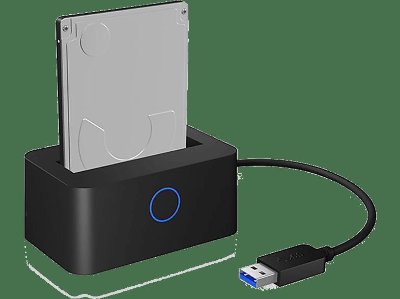 ICY BOX IB-2501U3 Docking station laptop  tablet  computing  αποθήκευση δεδομένων θήκες για σκληρούς δίσκους