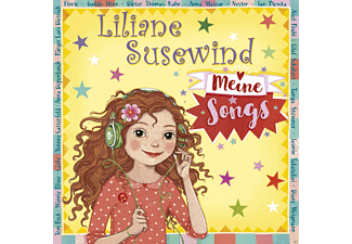 VARIOUS - Liliane Susewind-Meine Songs - (CD)