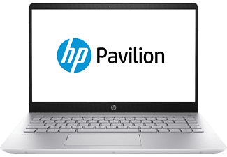 HP Pavilion 14-bf131ng, Notebook mit 14 Zoll Display, Core™ i5 Prozessor, 8 GB RAM, 1 TB HDD, 128 GB SSD, GeForce® 940MX, Gold/Silber
