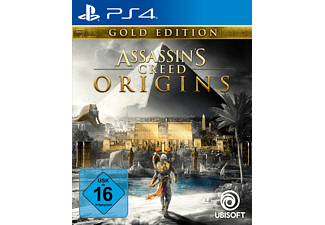 Assassin's Creed - Origins (Gold Edition) [PlayStation 4]