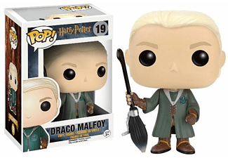 Harry Potter POP! Vinyl Figur Draco Malfoy (Quidditch)