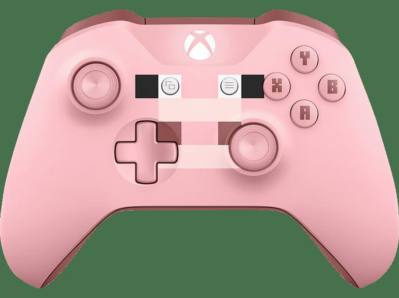 MICROSOFT Xbox One Controller Minecraft Pig gaming απογείωσε την gaming εμπειρία αξεσουάρ xbox one