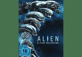 Alien 1-6 (Steelbook) - (Blu-ray)